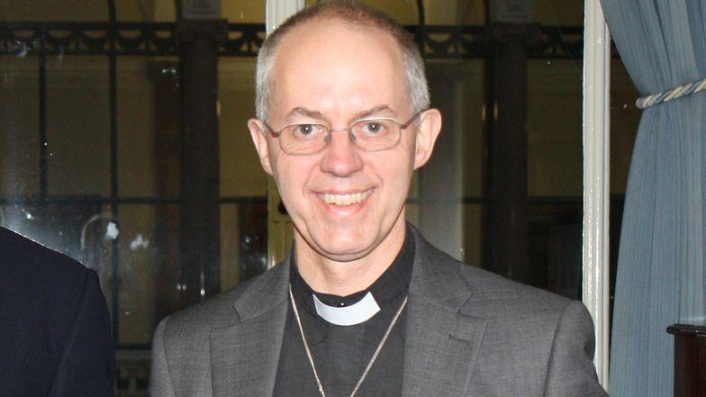 Der anglikanische Primas Justin Welby.