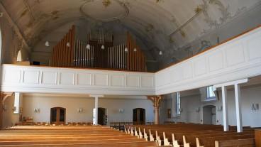 Die Synode beschloss eine Erhöhung der Pensen der Kirchenräte (Foto: die reformierte Kirche in Herisau).