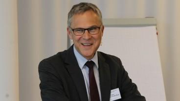 Pfarrer und Wirtschaftsethiker Christoph Weber-Berg.