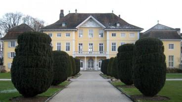 Schloss Steinbrugg in Solothurn.