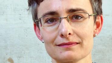 Die neue Synodalrätin Franziska Grau.
