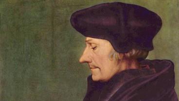 Porträt des Erasmus von Rotterdam: Der Humanist lebte viele Jahre in Basel und legte den Grundstein für den Durchbruch der Reformation.