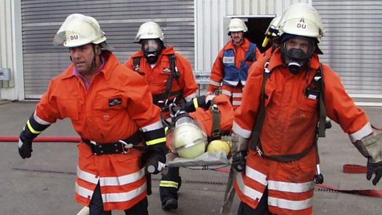 Feuerwehreinsatz: Ein Fall für die Notfallseelsorge.