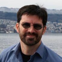 Pfarrer Mike Gray: «Ich bin nicht der Fantasy-Pfarrer.»