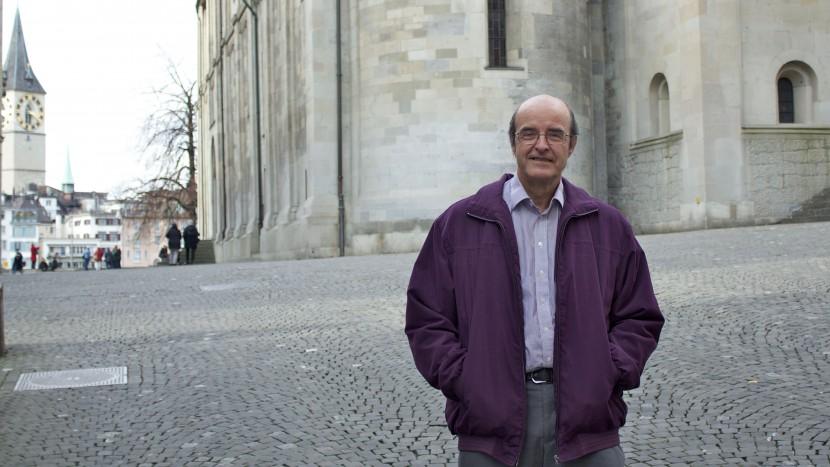 Pierre Bühler: «Die Angst Mitglieder zu verlieren, blockiert, macht unfrei für das Evangelium und neue Perspektiven.»