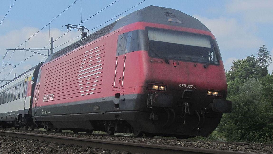 SBB_Lokomotive_Re_460