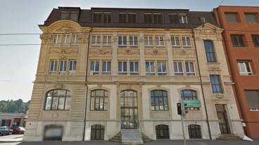 In diesem Haus in La Chaux-de-Fonds befindet sich das neue Islam-Museum.