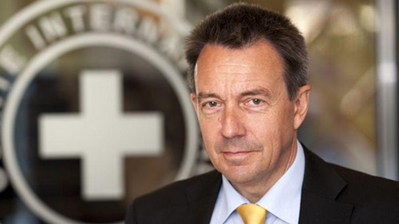 Peter Maurer: «Meine Funktion als Präsident des IKRK besteht darin, Staaten an ihre Verantwortung zu erinnern.»