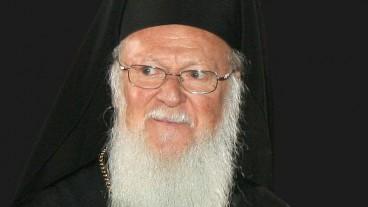 Der Patriarch von Konstantinopel, Bartholomaios I.