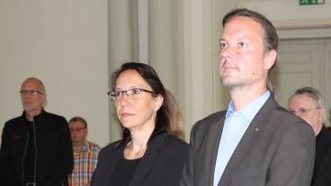 Barbara Hefti-Schütz und Pfr. Sebastian Doll sind in den kantonalen Kirchenrat gewählt worden.