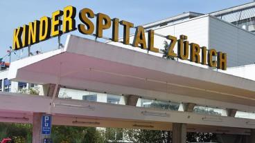 Weniger als eines von fünf todkranken Kindern stirbt zuhause: das Kinderspital in Zürich.