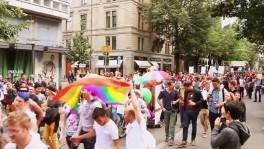Die «Pride» 2015 in Zürich.