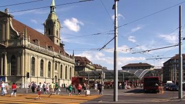 Mittendrin: Die City-Kirche Heiliggeist