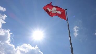 Das Ende der Fahnestange: Auch die Kirchen denken am Ersten August über unser Land nach.