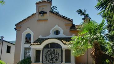 Die Tessiner Muslime sollen nächsten Sonntag die Kirchen besuchen - zum Beispiel die lutheranische Kirche in Lugano.