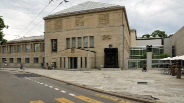 Das Zürcher Kunsthaus.