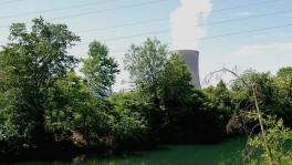 Das Atomkraftwerk in Gösgen.