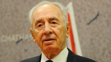 Verehrt als Mann des Friedens: Shimon Peres (1923-2016).