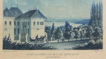Die Integration der von Muralt und von Orelli in Zürch ist gelungen, wie nicht nur das Muraltengut in Zürich-Enge beweist.