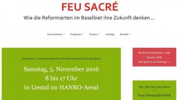 Online mitreden: Die Mitglieder der 35 reformierten Kirchgemeinden im Baselbiet können ihre Meinung zur Zukunft ihrer Kirche auch über  eine Website einbringen.