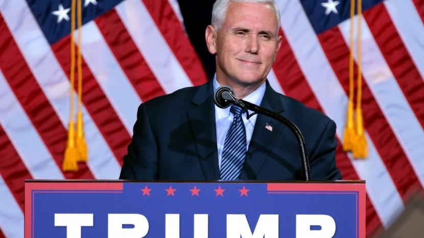 Mit Trump nicht immer auf einer Linie: der zukünftige Vize Mike Pence.