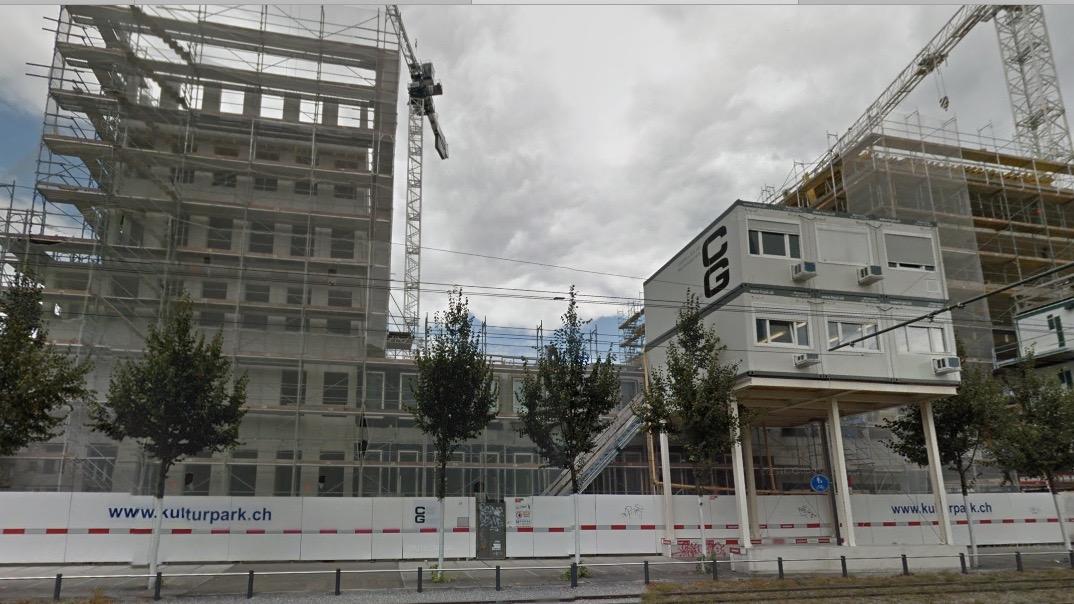 Kulturpark Zürich-West: Hier soll bald die Paulus-Akademie einziehen (Bild von 2014).