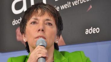 «Die Beschimpfungen haben zugenommen, wie ich es noch nie erlebt habe», sagt Margot Käßmann.