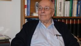 «Entweder man mochte ihn oder man mochte ihn nicht»: Gerhard Blocher, Pfarrer, Gemeindepräsident und Bruder von SVP-Politiker Christoph Blocher.