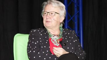 Annette Schavan: «Papst Franziskus hat von Anfang an deutlich gemacht, dass es eine radikale Weiterentwicklung braucht.»