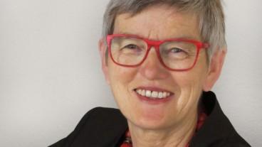 Dorothea Forster, Präsidentin der Evangelischen Frauen Schweiz: «Frauen haben die Reformation genauso mitgestaltet und tun das auch noch heute.»
