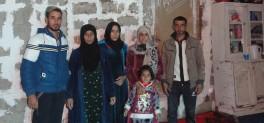 Flüchtlingsfamilien leben im Nordirak unter schwierigsten hygienischen Bedinungen.