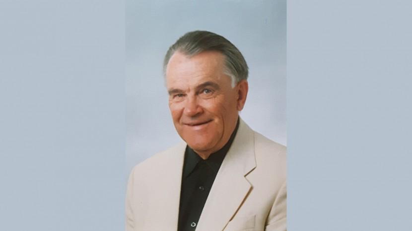 Martin Klopfenstein (1931-2016).