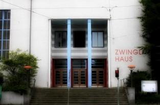 Das Zwinglihaus im Basler Stadtteil Gundeldingen ist neu auch Heimat des «Forums für Zeitfragen».
