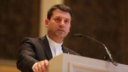 Kirchenbundspräsident Gottfried Locher will ein ökumenisches Zeichen setzen.