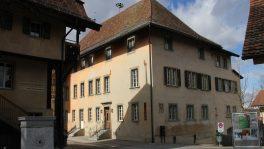Zu gross für die Kirchgemeinde: Das Ritterhuus im Schloss Köniz.