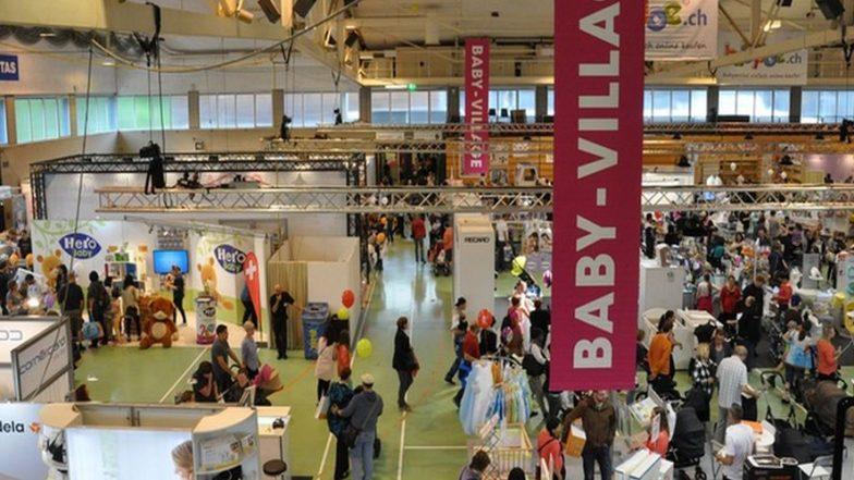 An der FamExpo werden auch dieses Jahr wieder bis zu 18'000 Besucherinnen erwartet.