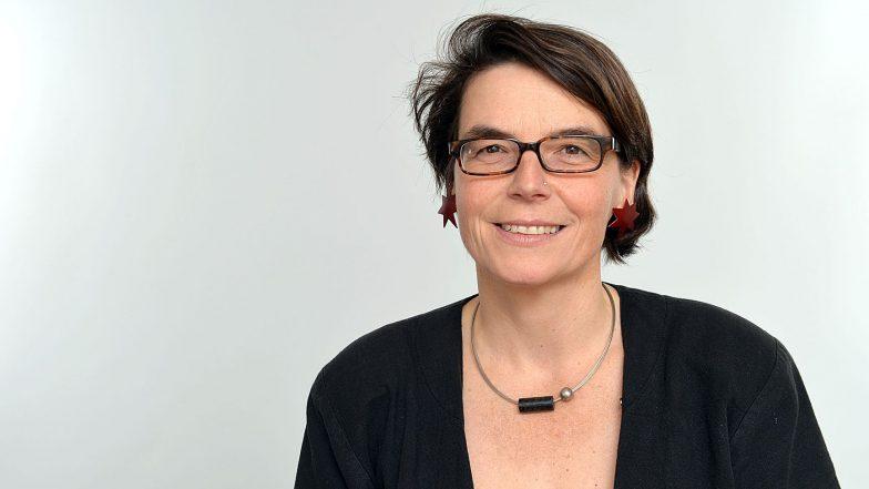 Freut sich auf ihr Gespräch mit Barack Obama: Christina Aus der Au, Präsidentin des Deutschen Evangelischen Kirchentags.