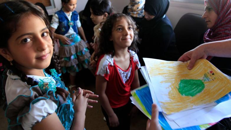 Minderjährige Asylsuchende benötigen eine besondere Betreuung.