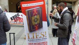 Bis auf Weiteres wird es in Zürich keine Koran-Verteilaktionen mehr geben.