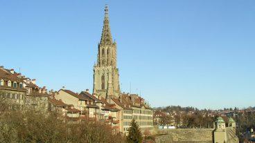 Im Herbst kommt das Berner Landeskirchengesetz vor den Grossen Rat (Bild: Berner Münster).