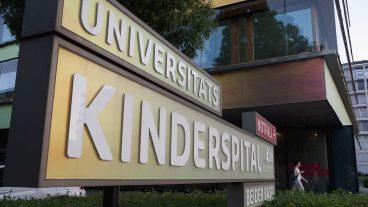 Die Landeskirchen sind am Basler Uni-Kinderspital nur noch mit einer 20-Prozent-Stelle vertreten.