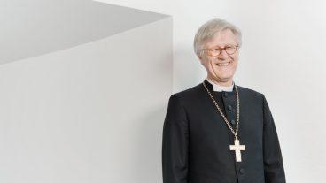 Schreibt regelmässig auf Facebook und Twitter: Landesbischof Heinrich Bedford-Strohm.