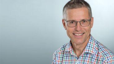 «Eine gute Predigt muss etwas mit dem heutigen Leben zu tun haben»: Pfarrer Thomas Muggli-Stokholm.