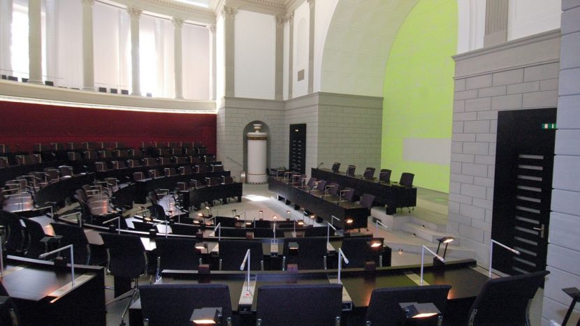 Am 14. März debattieren die Luzerner Reformierten im Kantonsratssal über ein neues Personalgesetz.