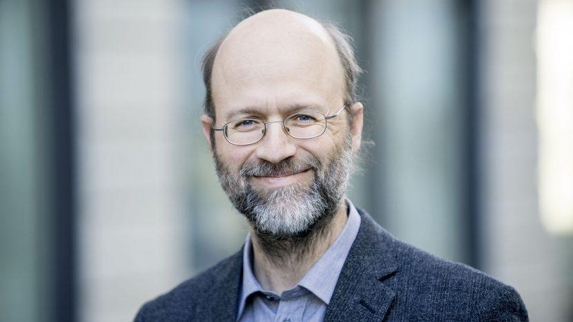 Erforscht die Sprache an der Schwelle zwischen Leben und Tod: Simon Peng-Keller.