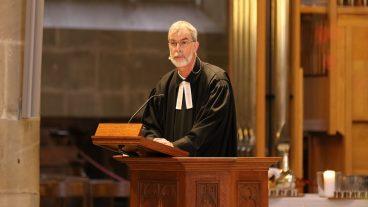 Im Synodalrat der Berner Kirche setzte sich Lucien Boder für die Anliegen der Pfarrschaft ein.
